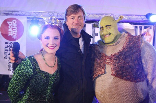 I see you Madeley, with Shrek and that lass, Shrek and that lass, Shrek and that lass, I see you Madeley… https://t.co/oUQ2Ajtqlx