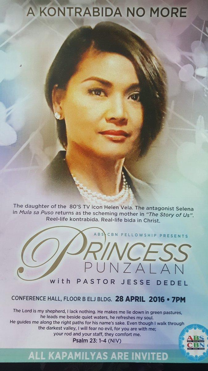 Princess Punzalan (b. 1963)