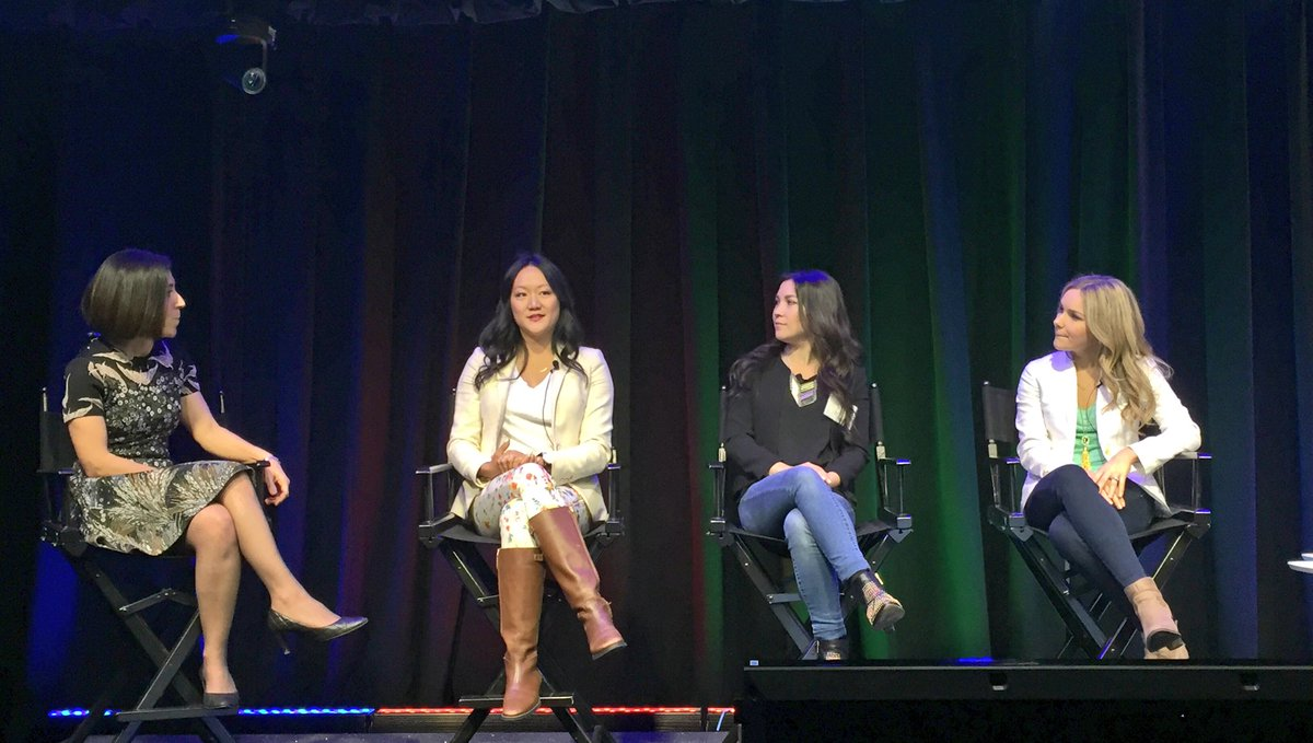 Content creation with @YouTube stars & influencers @amytangerine @laurentoyota Shannon Sullivan #TALKinfluence https://t.co/c1wd60j5Hy