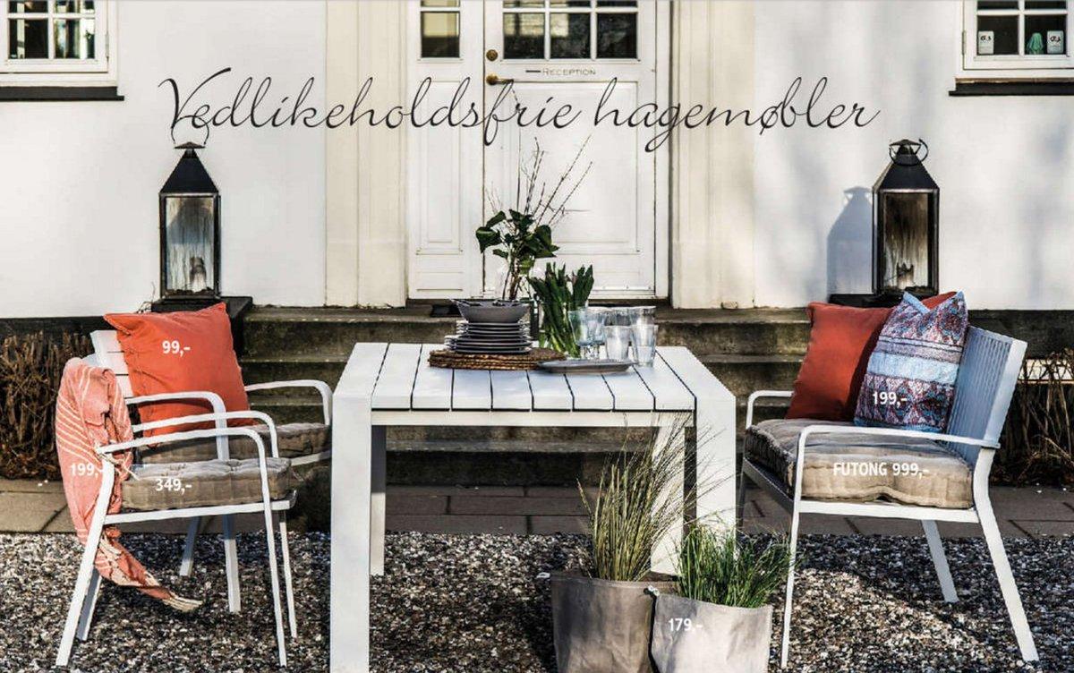 Home and cottage hagemøbler