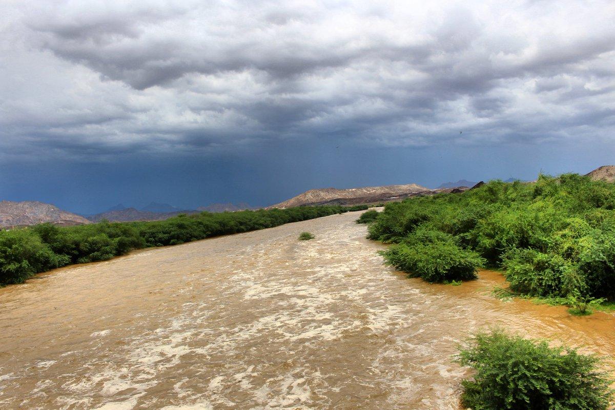 جمال الطبيعة الخلاب وادي «يبه»