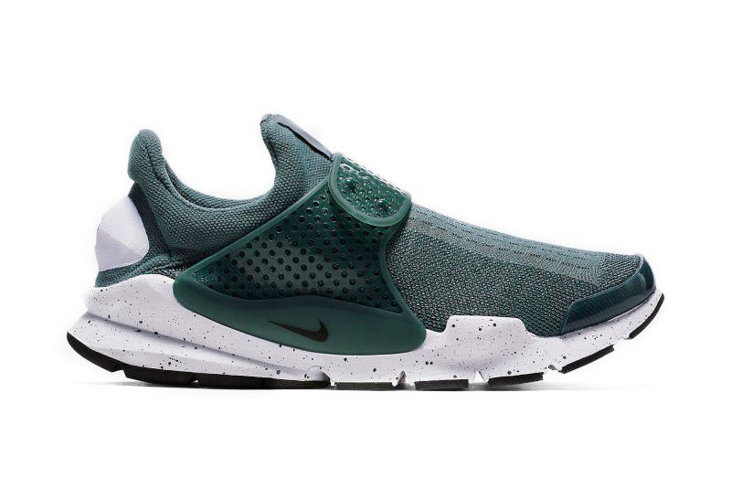 reputable site 79af5 1e0ae the nike sock dart in green and black are now live sockdart nike