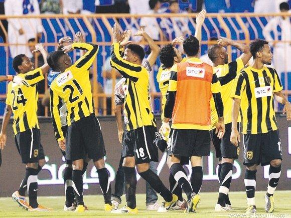 أكثر فريق أستقبل أهداف من #الاتحاد في بط...