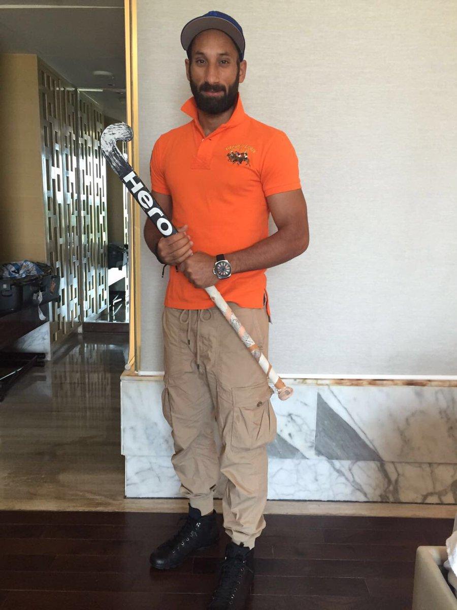 Hockey Star Sardar Singh Announces Retirement From International Hockey 2