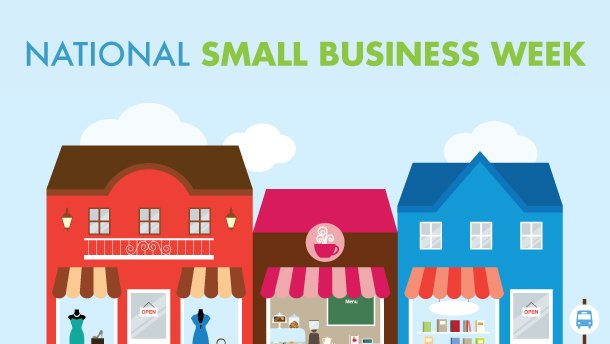 Nat'l Small Business Week is May 1-6! Learn how you can participate → https://t.co/xdVHk6R3XE #DreamSmallBiz https://t.co/5V4ZqoXT2C