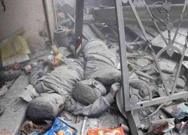 Российское консульство в Сирии обстреляли из минометов - Цензор.НЕТ 6002