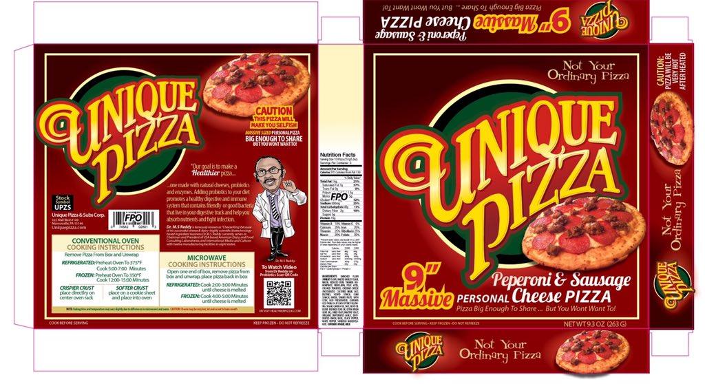 Image result for UNIQUE PIZZA FROZEN