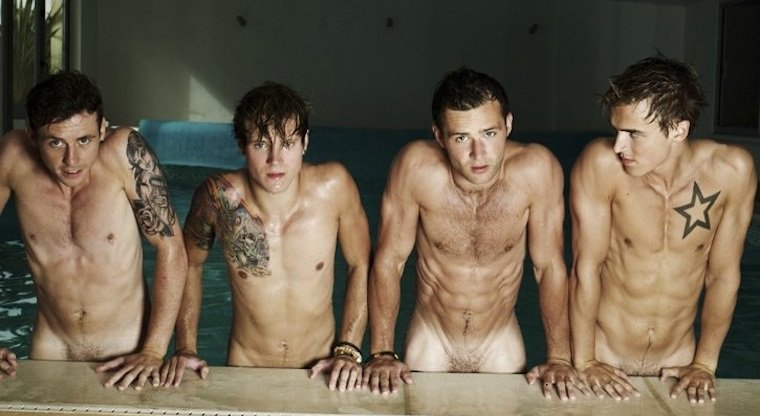 naked picture Mcfly