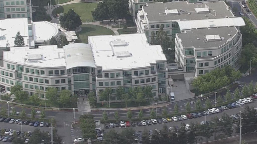 Santa Clara County Coroner says 25-year old Apple employee committed suicide.