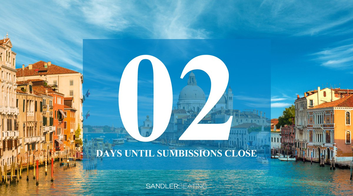 Only two days remaining! Submissions will close the end of day April 30th 2016- https://t.co/9Tgze6VEpT #Competition