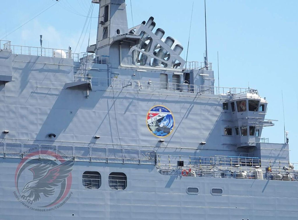 فرنسا تسلم مصر حاملتى الطائرات «الميسترال» قبل الصيف المقبل ChOVC3JWYAE-22u