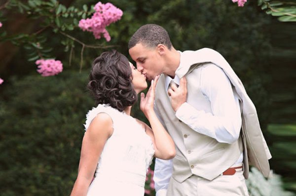 Steph currys family is practically picture perfect junglespirit Choice Image