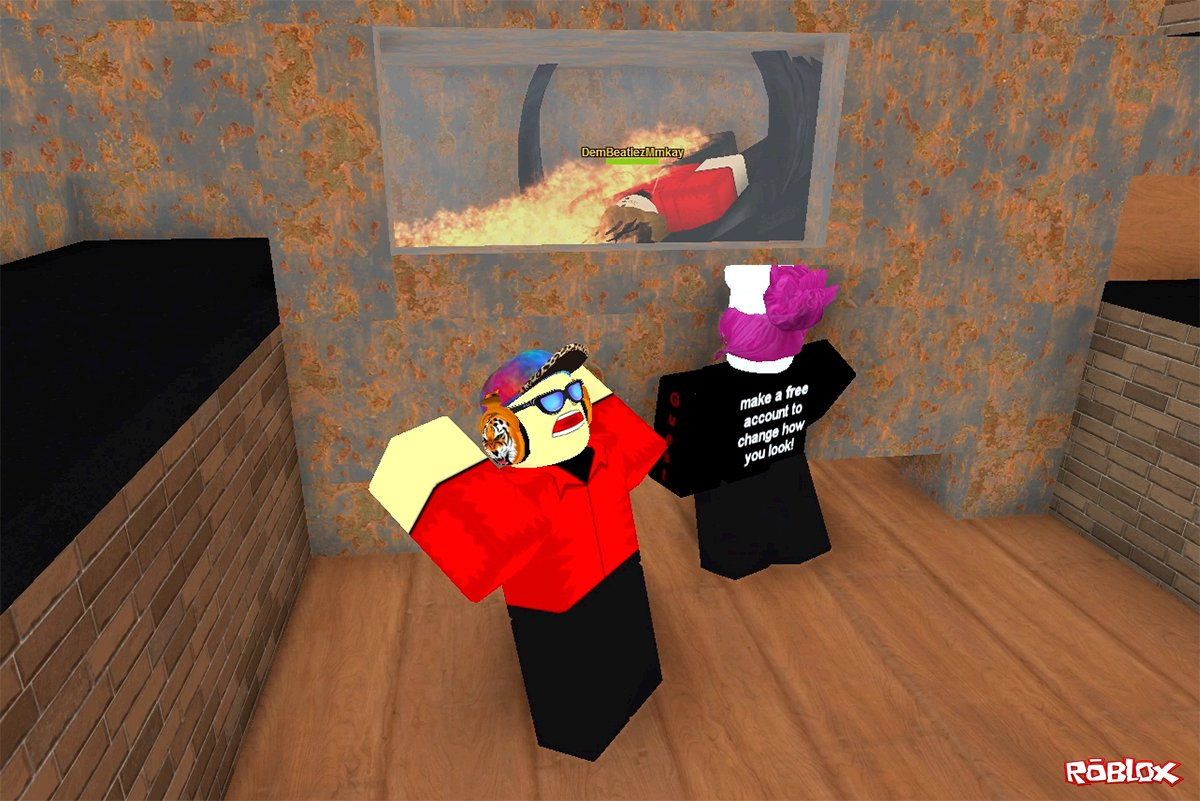 Roblox On Twitter Roblox Players Say Work At A Pizza Place Is The