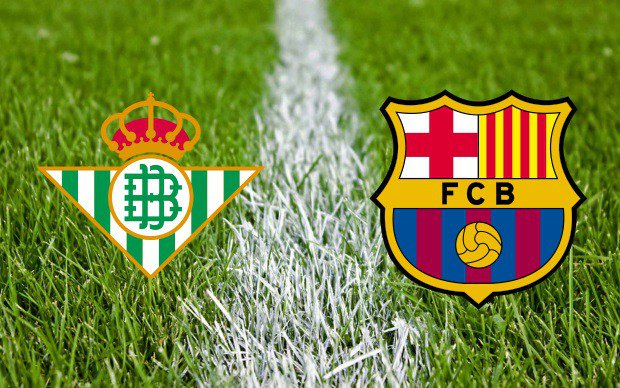 Dove vedere Betis Barcellona Streaming