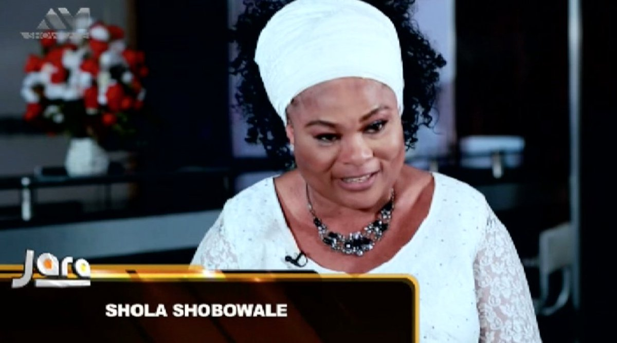 Shola shobowale marriage annulment
