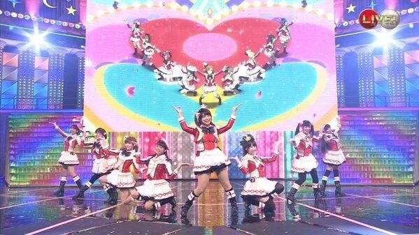 南ちゃんがソロでNHK出演!紅白は残念だったけどこれで全員をNHKで見る事が出来た。゚(゚^ω^゚)゚。 #nhk  #NAOMIの部屋  #lovelive