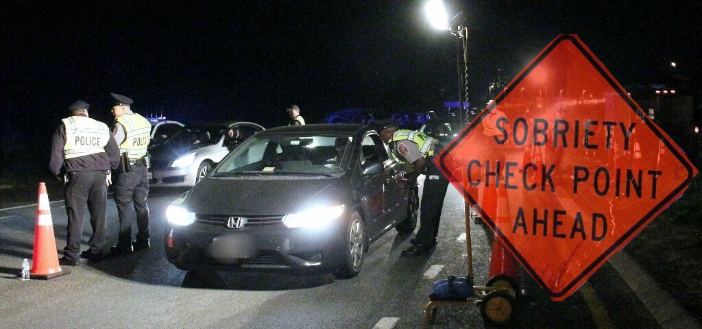 Sobriety Checkpoint tonight in Sully District 11:30 pm - 2:30 am. Don't drink and drive!