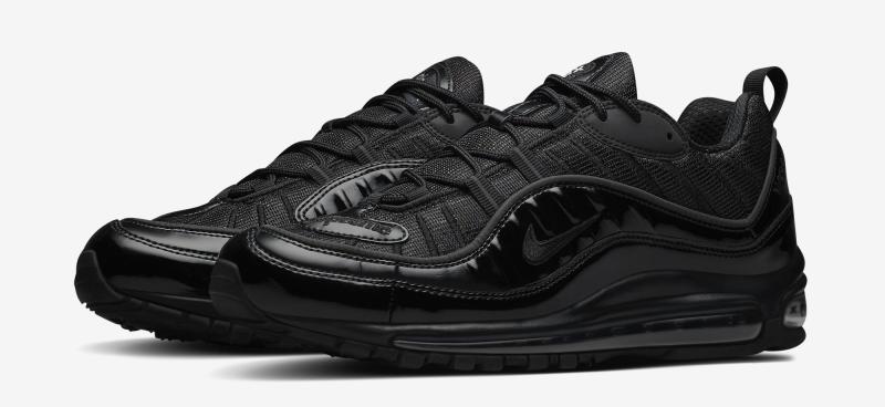 496a0c72d7e3 The Supreme x Nike Air Max 98 collaboration drops again TOMORROW  https