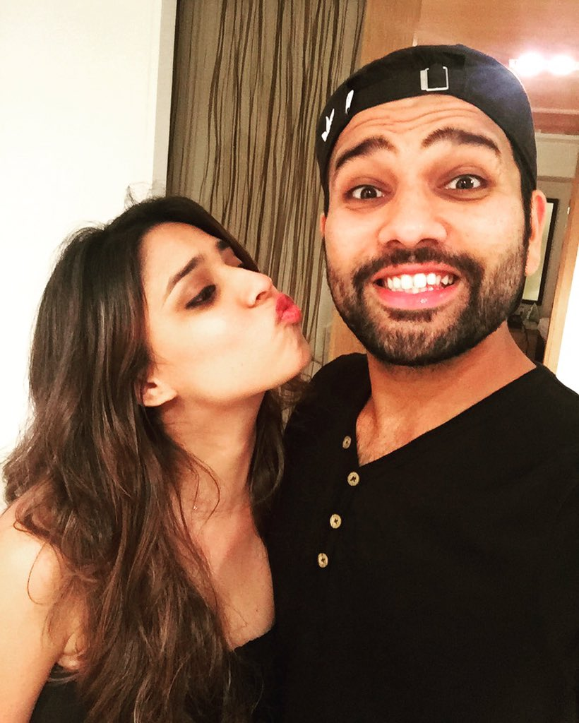 Happy birthday love of my life @ImRo45 thank you for coming into my life &making it better than I could ever imagine https://t.co/njKhRfUKt9