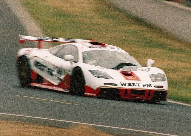 49 days to go until #LeMans 24 Hr. #McLaren F1 GTR, 1995 #LM24 by Guiloy https://t.co/YcpX0SQJlR