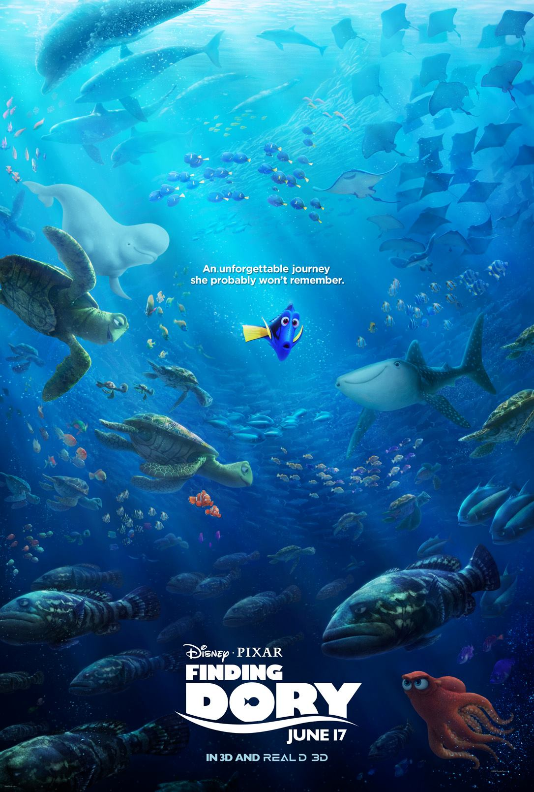 First Finding Dory TV Spot Revealed 1
