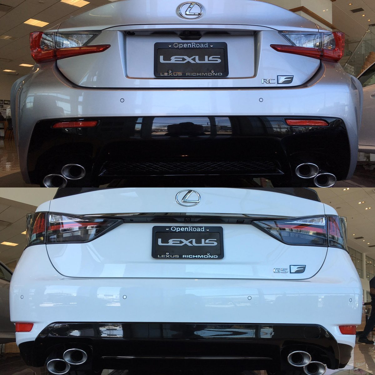 Open Road Lexus Richmond >> Openroad Lexus On Twitter Friday Face Off Which V8 Did It