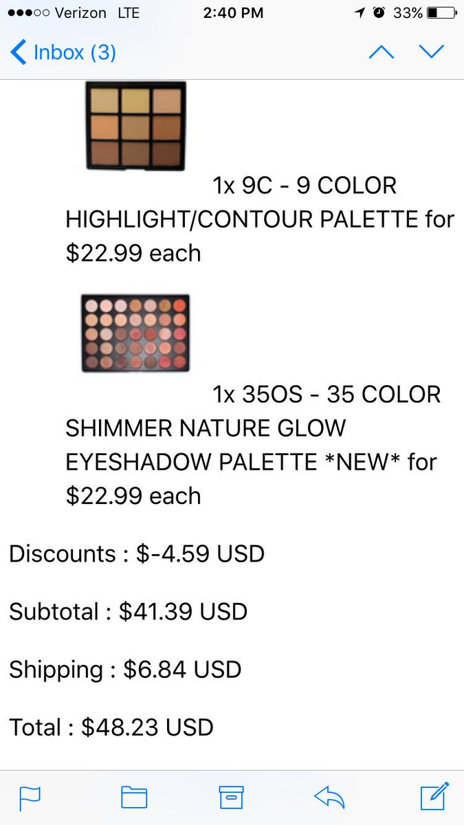Morphe coupon code 2018