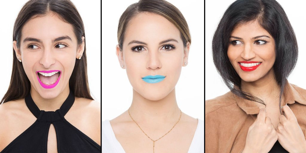 4 Women Wore Insanely Bold Lip Colors for 5 Days and Here's What Happened: https://t.co/HpPNdLP0uP https://t.co/ZIeH2bbwDO