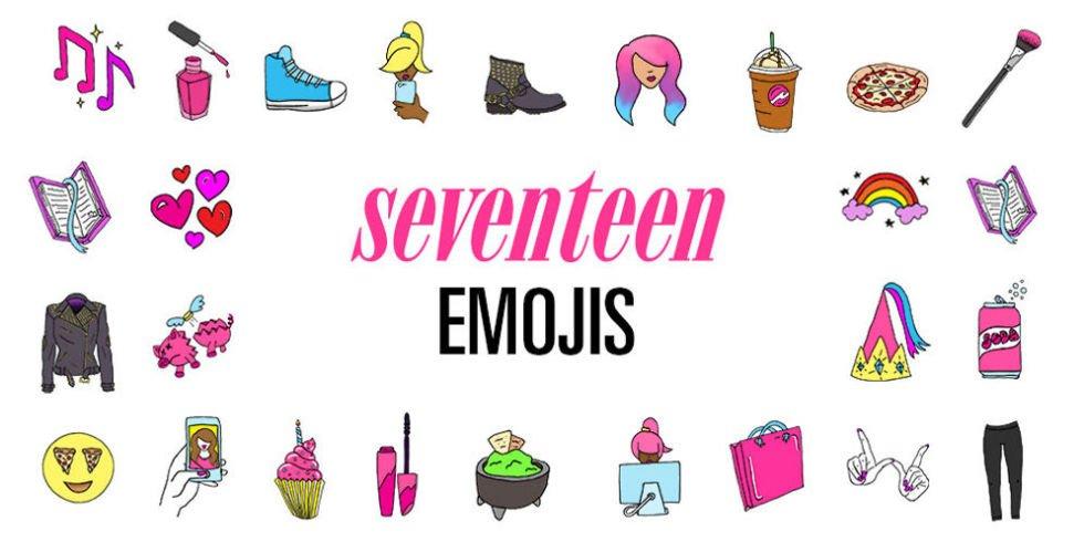 Our sister brand @seventeen just released the CUTEST emoji keyboard. Get it here: https://t.co/HBhttgqE4N https://t.co/q4iQGcZOA3