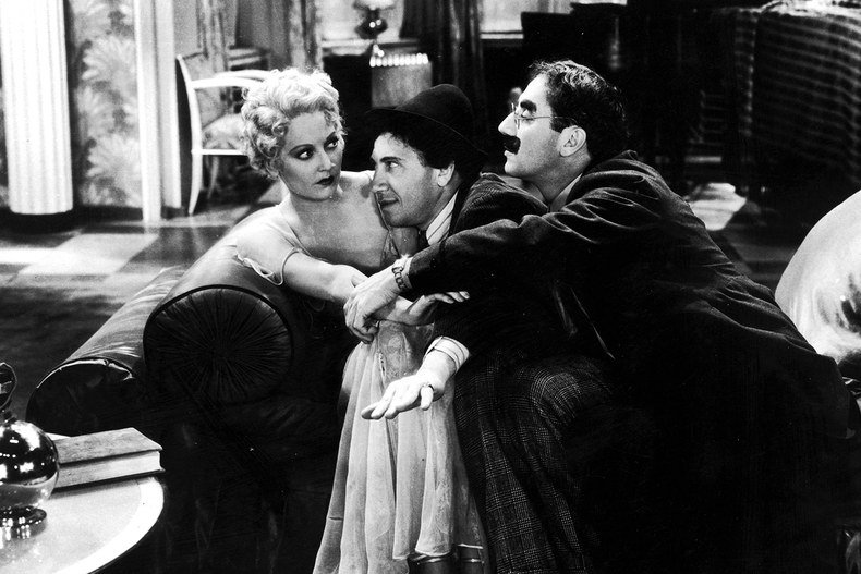 If there's a Marx Brothers revival coming, it will begin this weekend https://t.co/PPCIkcJv8V https://t.co/SMdruLwnHX