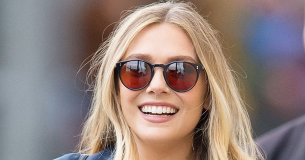 Elizabeth Olsen learned this crucial thing from her famous sisters: https://t.co/ScPJ9EIvP6 https://t.co/qXCvp5ngMV