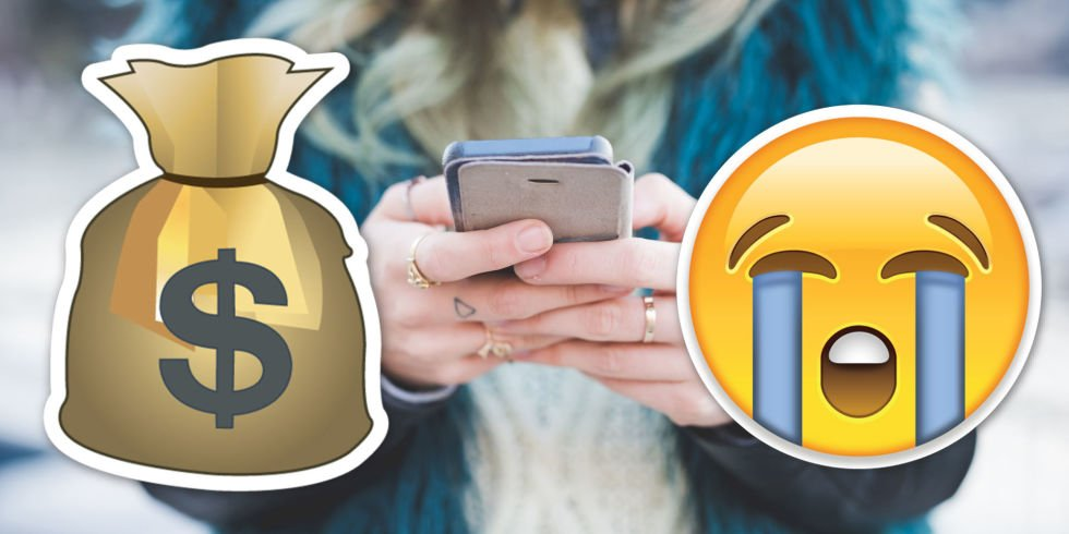 4 ways you're losing money on your cellphone: https://t.co/S33dFVgICS https://t.co/LvUR9v4jb6