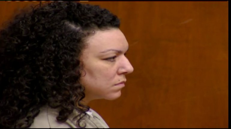 Colorado woman sentenced to 100 years for cutting fetus from stranger's womb.