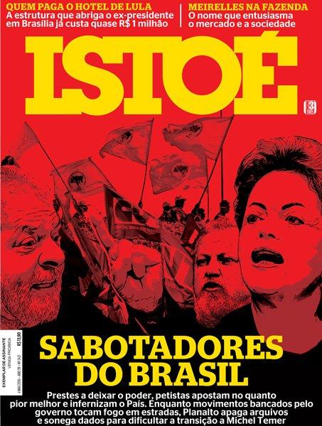 As tentativas do PT de sabotar o Brasil e dificultar transição para possível governo Temer. https://t.co/e17LRlBbuG
