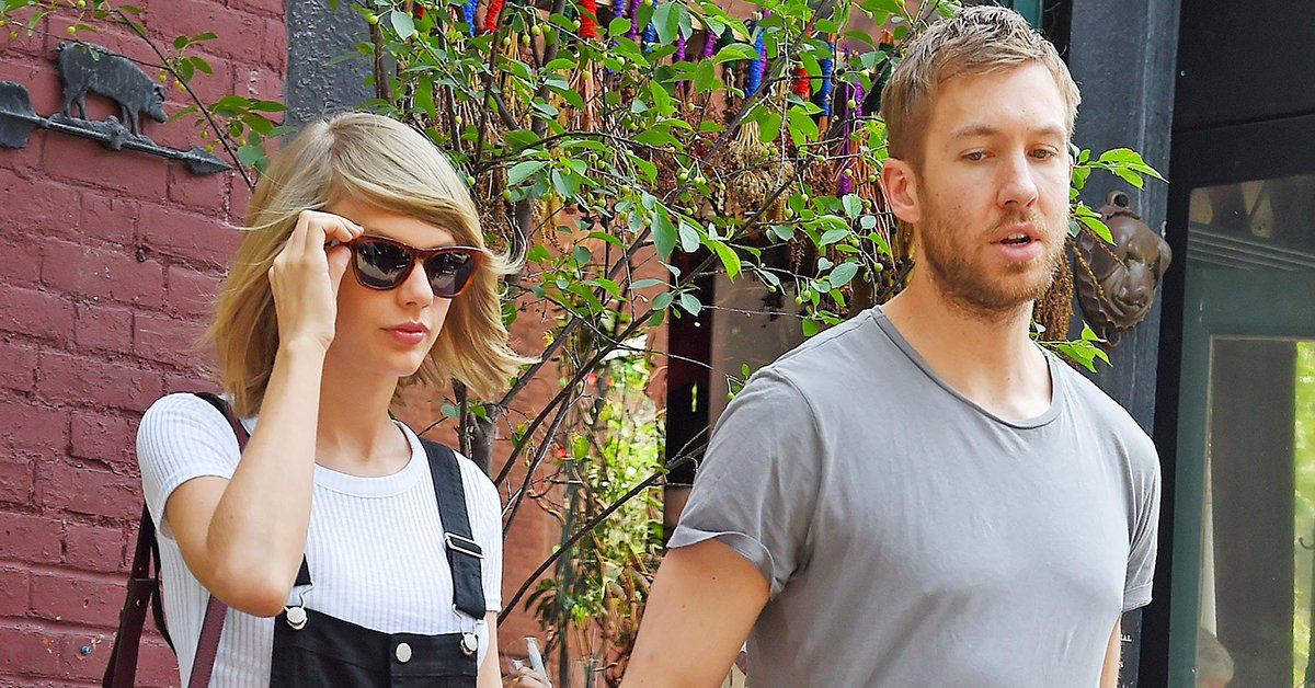 Calvin Harris finally addressed the rumors about collaborating with Taylor Swift: https://t.co/VO4hRzlCFO https://t.co/ULWsg895x4