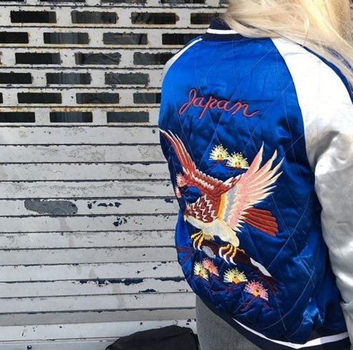 """A reversible bomber? We make that 1 """"I had to have it"""" excuse spared & 2 new jackets gained https://t.co/oPVtaczmsf https://t.co/15nsAwipZt"""