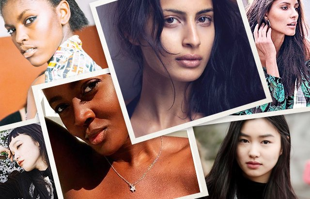 The beauty routine these models of color swear by: https://t.co/62GPZgKf2C https://t.co/E8IgUFLLyr
