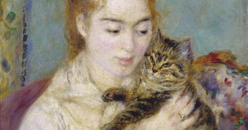 My boyfriend isn't my best friend — my cat is, by @AlanaMassey: https://t.co/rcMe44k9Em https://t.co/ZupfVlw5bv