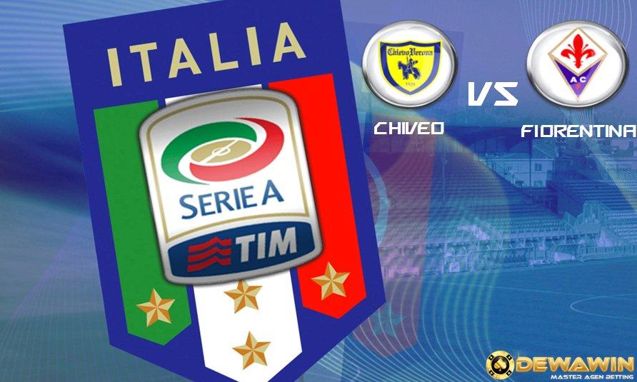 CHIEVO vs FIORENTINA Streaming Rojadirecta, vedere gratis Diretta Calcio LIVE TV Oggi 30 aprile 2016