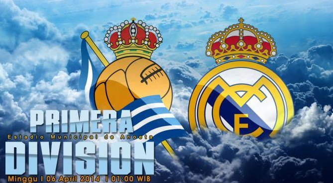 Guardare Real Sociedad Real Madrid Streaming Gratis Sky Rojadirecta 30 aprile 2016