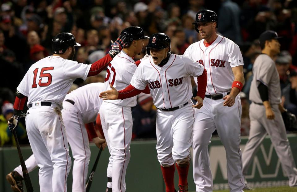 A Red Sox success story about Junior achievement