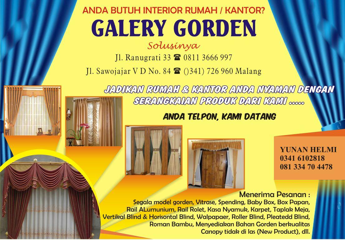 galery gorden