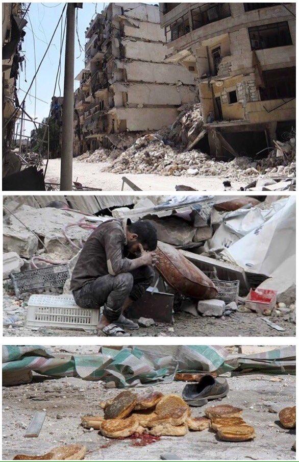 絶望のシリア #シリア #空爆 #Syria #airstrike