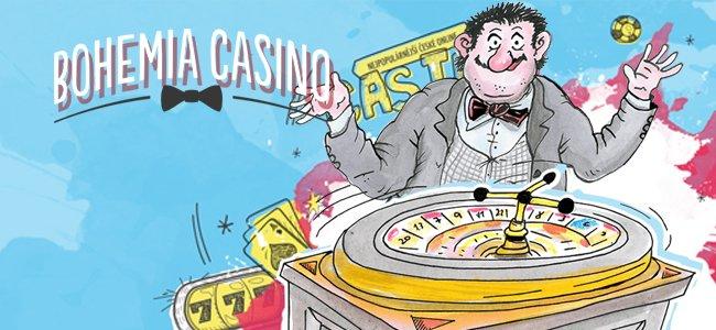 online kasinech po