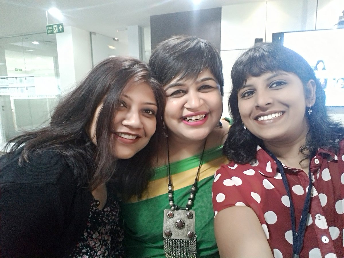 @monikamanchanda @Shatomita lovely meeting you girls at #PositionOfStrength Twitter meetup! https://t.co/nv1LbUJtNK