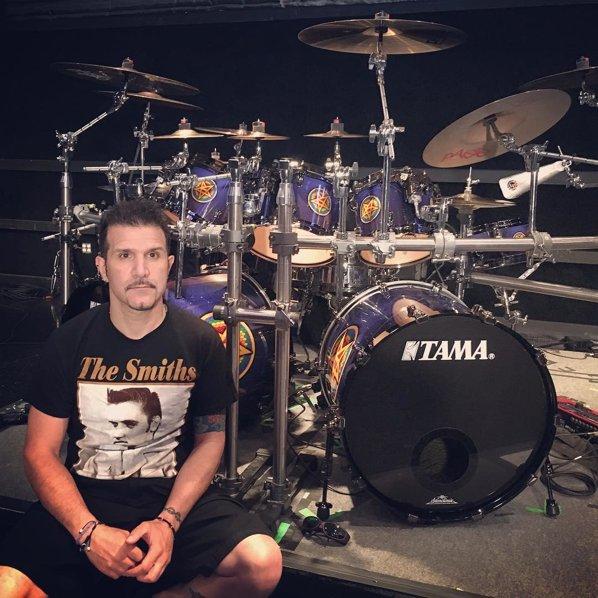 "Brien Tomassetti ar Twitter: ""Charlie Benante of Anthrax"