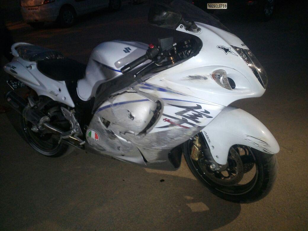 Surender Singh On Twitter Hayabusa Ki Isi Bike Par Sawar