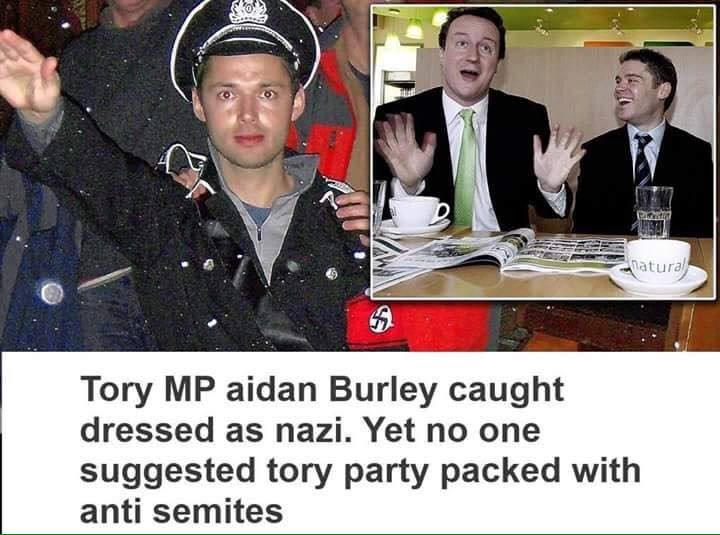Image result for tory mp nazi