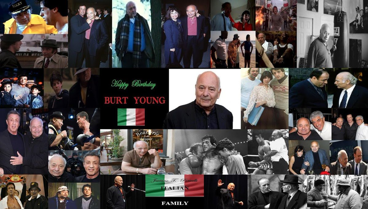 #HappyBirthdayBurtYoung U Knw My Script #BALBOA is The FINAL CHAPTER of #RockyBalboa s Life https://t.co/fFzSjPkeqs https://t.co/421d3itmla