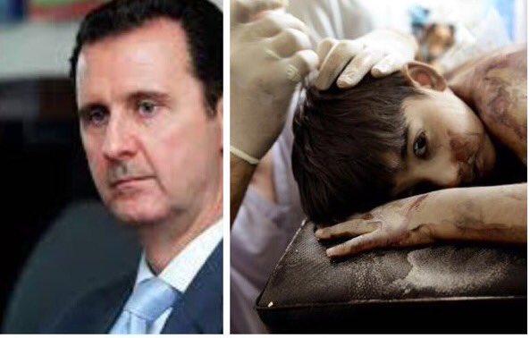 بشارُ ابشر بالبوارِ اقولها قد كان ربك شاهداً وحسيبا . بشار إن الذُل يأتي بغتةً ليصير عزُ الظالمين نحيبا  #حلب_تحترق https://t.co/CkjZ1XcXrn